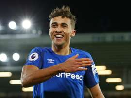 Calvert-Lewin has signed new long-term contract at Everton. Goal