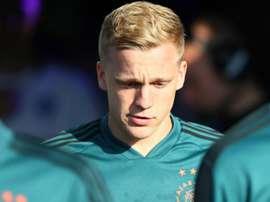 Van de Beek will face PAOK amid Madrid interest – Ten Hag. Goal