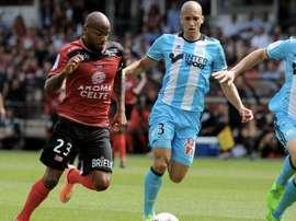 Doria, Olympique de Marseille, Ligue 1. GOAL