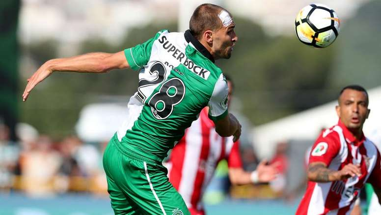 Dost has resigned with Sporting CP despite a turbulent season in terms of club management. Goal
