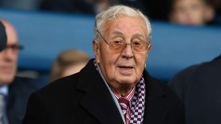 Doug Ellis died this week at the age of 93, he successfully chaired Aston Villa for many years. GOAL