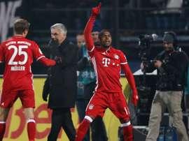 Douglas Costa Bayern München Munich Bundesliga 18122016