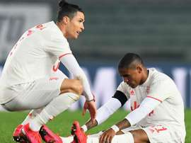 Douglas Costa will be out for around two to weeks for Juventus. GOAL