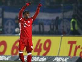 Douglas Costa Douglas Costa Bayern München Munich Bundesliga 18122016
