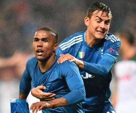 Douglas Costa premiato dall'UEFA: il goal a Mosca è il più bello della settimana. Goal