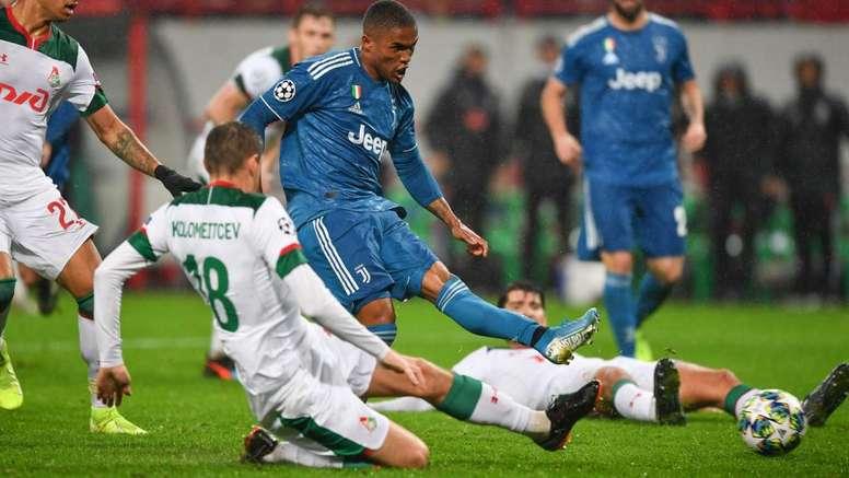 Douglas Costa Juventus 06-11-2019