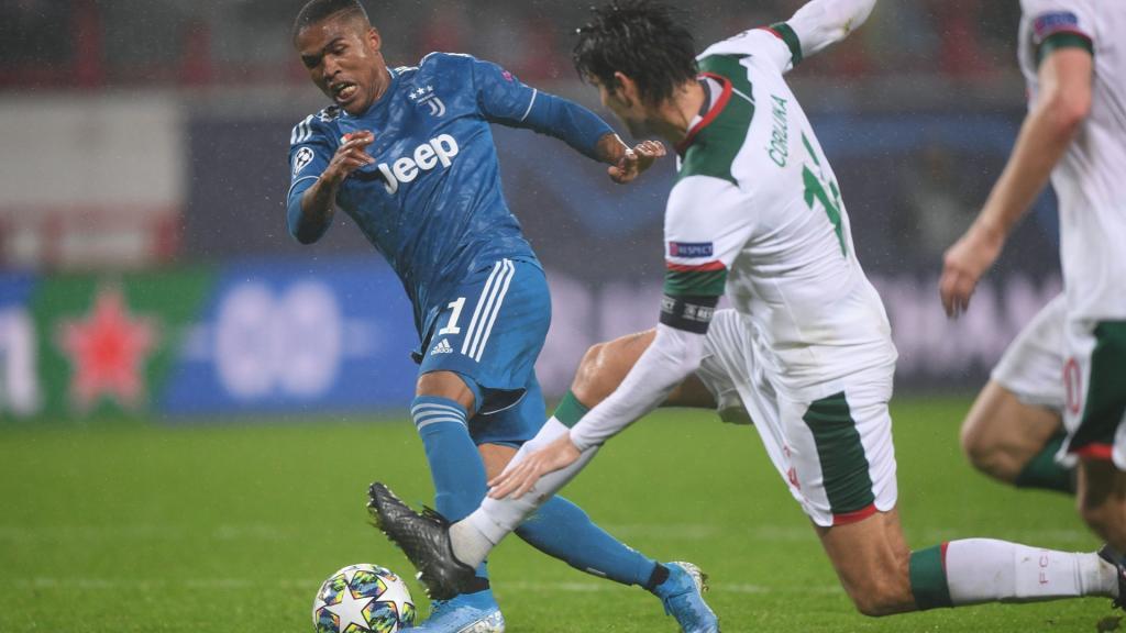 Foot - C1 - Juventus - Rabiot titulaire avec la Juventus face au Lokomotiv Moscou