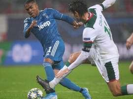 Il brasiliano Douglas Costa decisivo contro la Lokomotiv. Goal