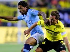 Man City 0 x 1 Dortmund: Götze faz de pênalti e decide primeiro jogo da International Champions Cup