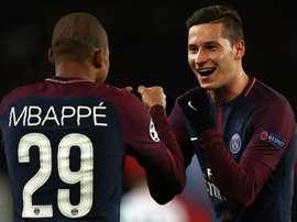 Mbappé, complimenté. Goal
