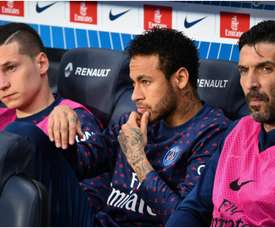 Draxler and Neymar could both join Buffon in leaving PSG. GOAL