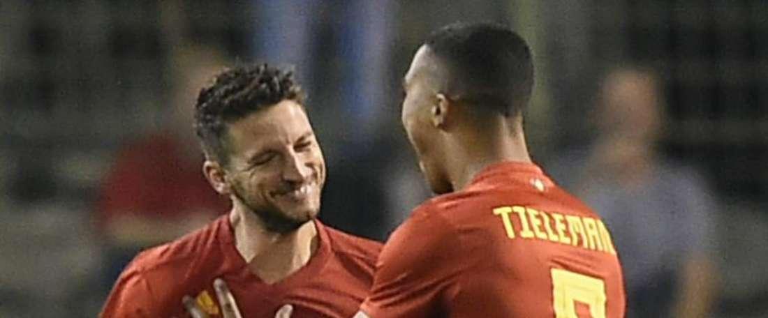 Bélgica 1 x 1 Holanda: Europeus fazem amistoso sem movimentação e não saem de empate em Bruxelas