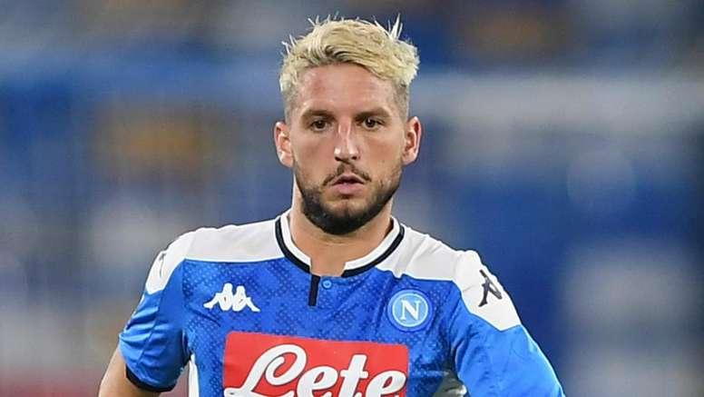 Calciomercato Inter, Mertens nel mirino: può arrivare a parametro zero