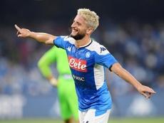 Il Mattino: Mertens sempre più lontano dal Napoli, sondaggio della Juventus