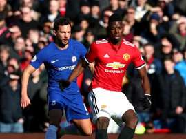 Drinkwater believes that United were lucky to beat Chelsea. GOAL