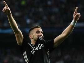 Tadic detonou o Real Madrid. Goal