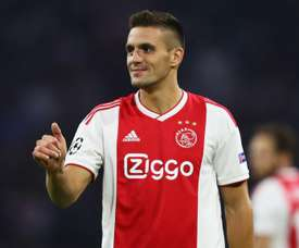 Dusan Tadic has excelled at Ajax this season. GOAL