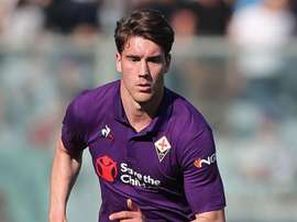 Vlahovic salva la Fiorentina. Goal