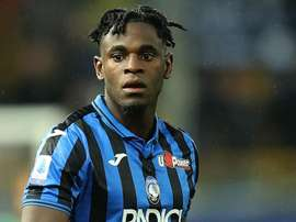 L'attaccante colombiano della Dea Duvan.