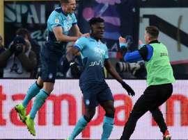 Juventus, la maledizione di Duvan Zapata