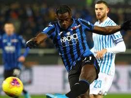 Le formazioni ufficiali di Atalanta-Genoa. Goal