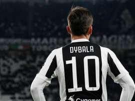 Dybala may not recover in time to face Tottenham in February. GOAL