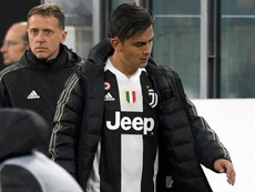 Dybala could be set for a move to Manchester. GOAL