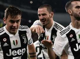 La Juve a encore gagné. Goal