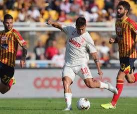 Score de parité entre la Juventus et Lecce. Goal
