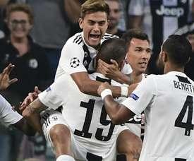 Juventus Young Boys . Goal