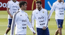 Dybala: I can play alongside Messi. Goal