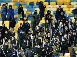 Dynamo Kiev vs Besiktas. Goal