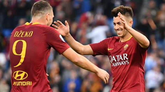 Roma spaccata: a Ferrara rissa Dzeko-El Shaarawy. Goal