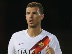 Dzeko rinnova con la Roma. Goal