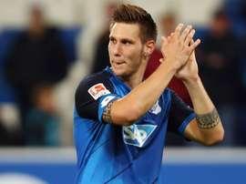 Niklas Sule, joueur du Hoffenheim. AFP