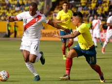 Peru conseguiu um triunfo muito importante no Equador. Goal
