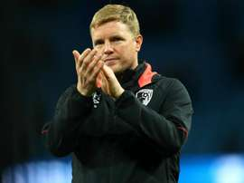 Howe has stated his desire to continue his project at Bournemouth. GOAL