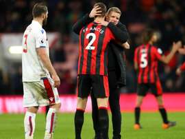 Eddie Howe was pleased with the impact his substitutions had on Saturday. GOAL