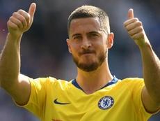 Vale tudo! Atacante revela canção para convencer Hazard a ficar no Chelsea
