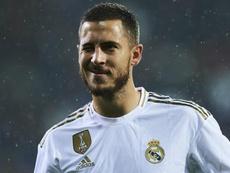 Martinez hails Hazard