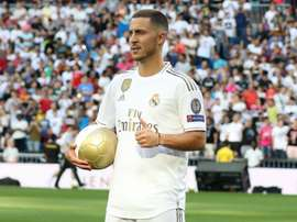 Hazard wants to become a Real Madrid great. GOAL
