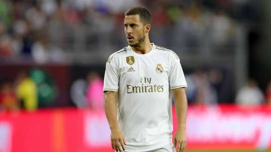 Hazard admits he started the season poorly for Real Madrid. GOAL