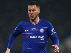 Hazard is only concentrating on this season. GOAL