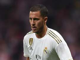 Hazard at Real Madrid will be very special – Martinez backs star. AFP