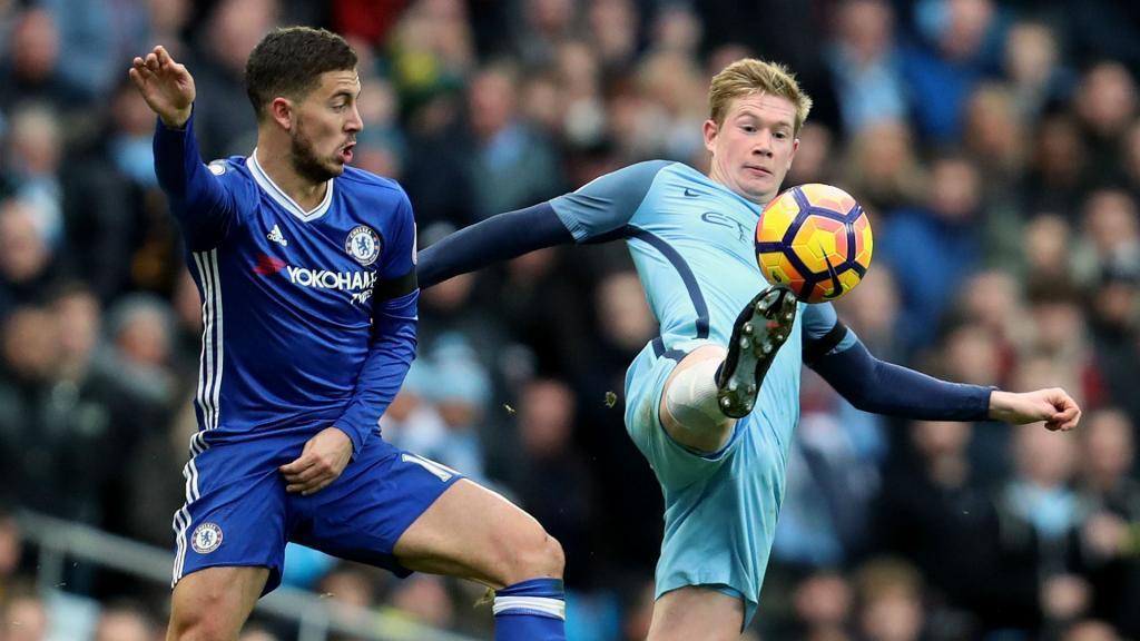 Manchester City - Chelsea : les compositions d'équipes