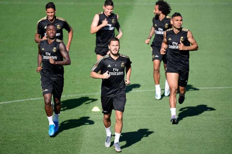 Real Madrid: Hazard pode estrear contra o Levante. Goal