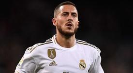 Martinez confiant sur l'avenir d'Hazard au Real. GOAL
