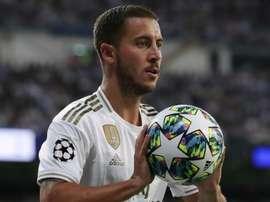 Hazard, a cara deste Real Madrid que vence e não convence. Goal