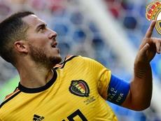 'Vocês sabem meu destino preferido' - Hazard comenta possível saída do Chelsea