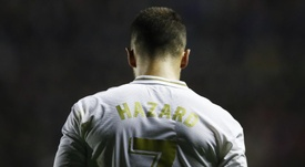 Quando Hazard volta a jogar pelo Real? Goal